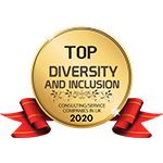 Mindbridge wins award as 2020's top Diversity and Inclusion consulting company