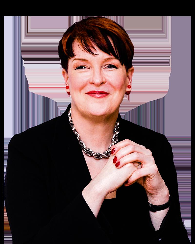 Kate Lanz CEO of Mindbridge
