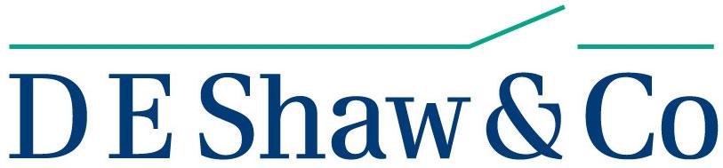 D E Shaw logo