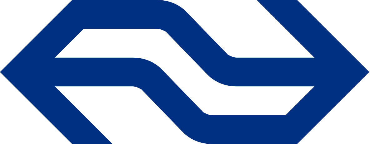 Netherlands Rail logo