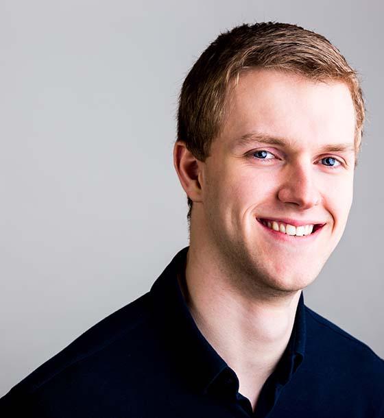 Harry Lanz - Mindbridge App Developer