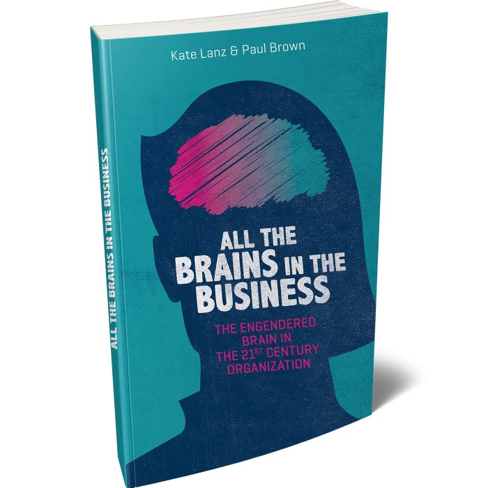 All the brains in the business book by Kate Lanz and Paul Brown