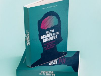 All the Brains in the Business book