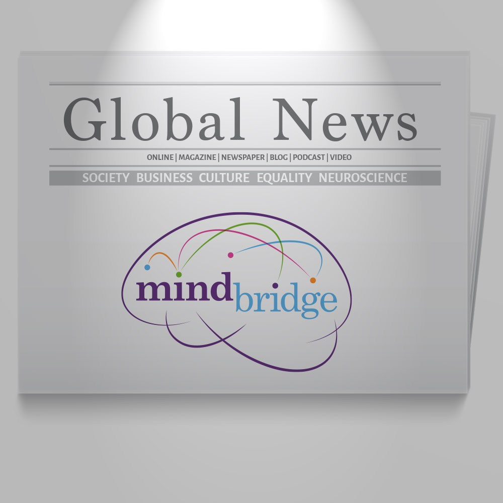 Mindbridge and Kate Lanz in the media